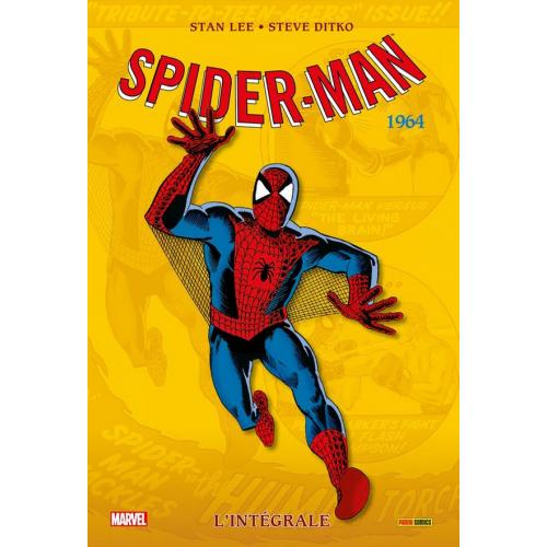 AMAZING SPIDER-MAN : L'INTÉGRALE 1964 (NOUVELLE ÉDITION)(VF)