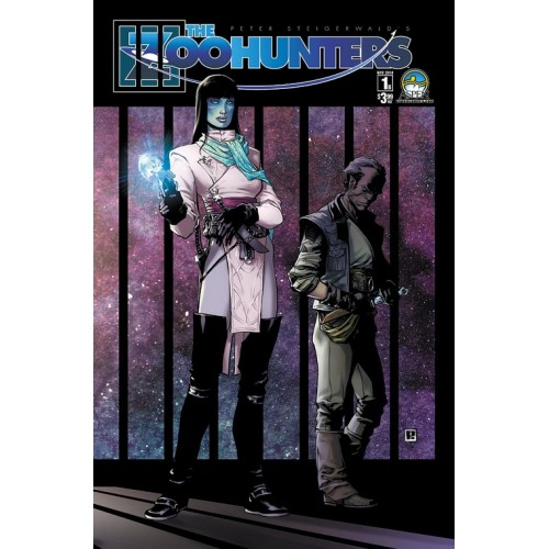 The Zoohunters 1 Variant Cover (VO)