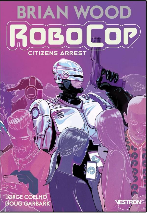 Robocop Citizens Arrest (VF)