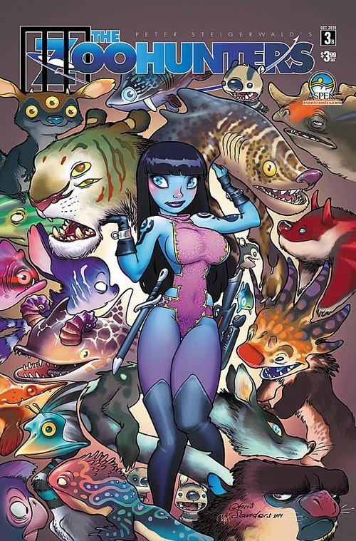 The Zoohunters 3
