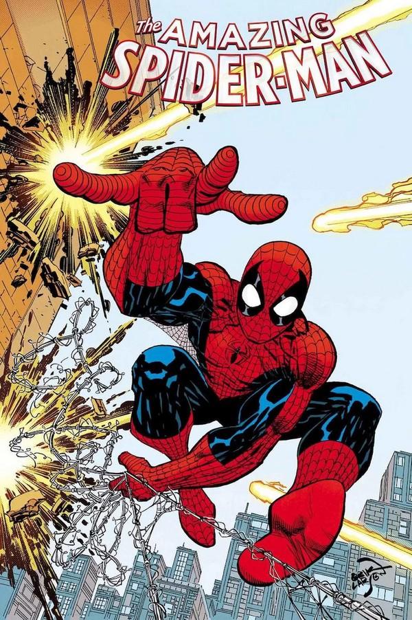 AMAZING SPIDER-MAN : GOING BIG 1 (VO) ERIK LARSEN