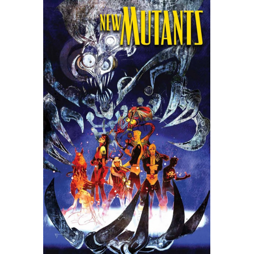 NEW MUTANTS: WAR CHILDREN 1 (VO) CLAREMONT - SIENKIEWICZ
