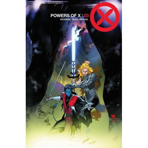 POWERS OF X 3 (OF 6) (VO)