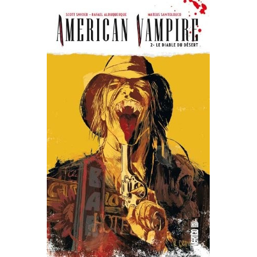 American Vampire Tome 2 (VF)
