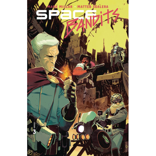 SPACE BANDITS 3 (OF 5) (VO)