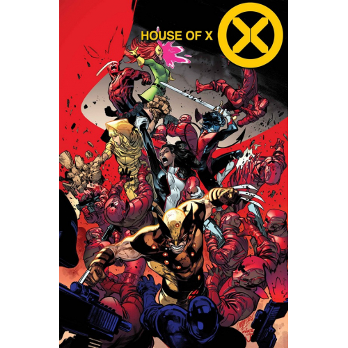 HOUSE OF X 4 (OF 6) (VO)