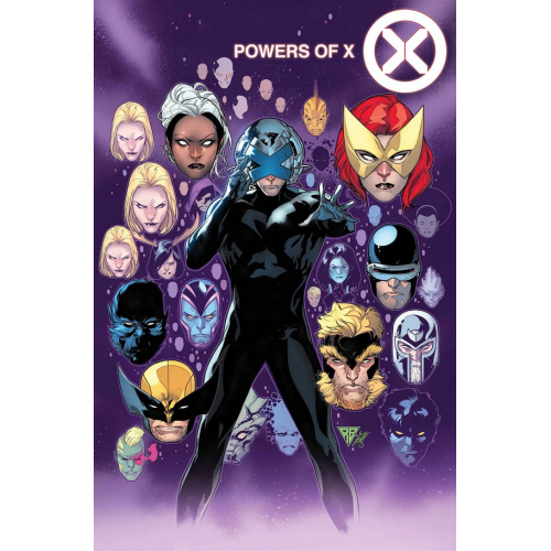 POWERS OF X 4 (OF 6) (VO)