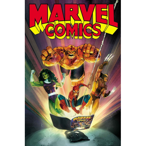MARVEL COMICS 1001 (VO)