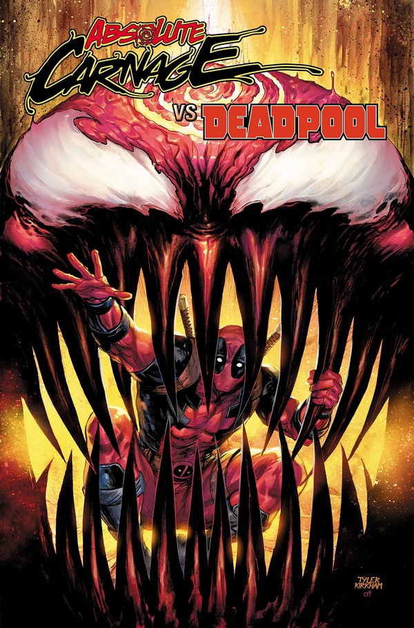 ABSOLUTE CARNAGE VS DEADPOOL 2 (OF 3) (VO)