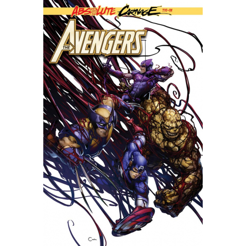 ABSOLUTE CARNAGE AVENGERS 1 (VO)