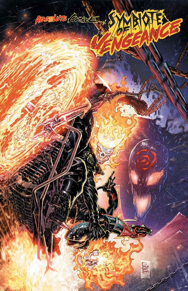ABSOLUTE CARNAGE SYMBIOTE OF VENGEANCE 1 (VO)