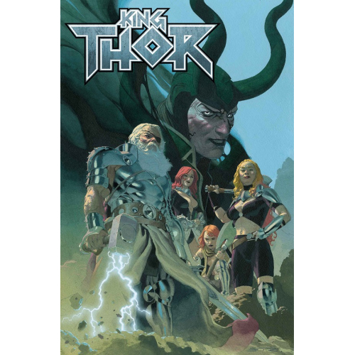 KING THOR 1 (OF 4) (VO)