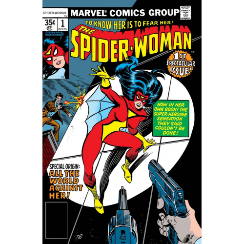 SPIDER-WOMAN 1 FACSIMILE EDITION (VO)