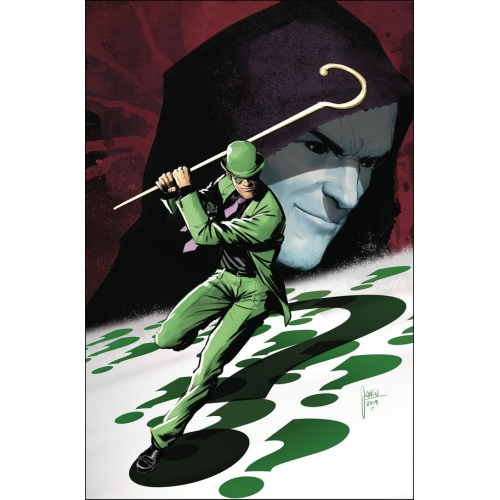 RIDDLER YEAR OF THE VILLAIN 1 (VO)