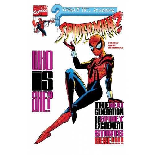 WHAT IF SPIDER-GIRL 1 (VO)