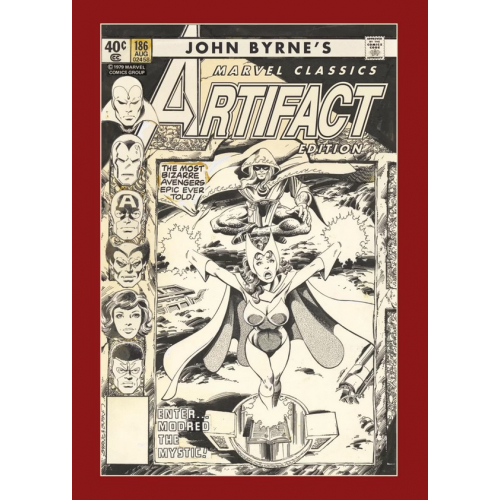 JOHN BYRNE X-MEN ARTIFACT ED HC (VO)