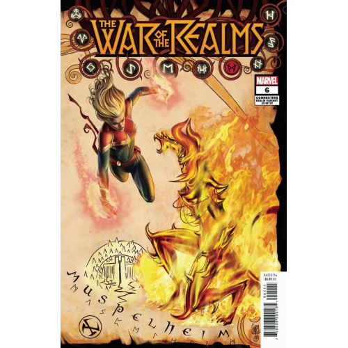 WAR OF REALMS 6 (VO)