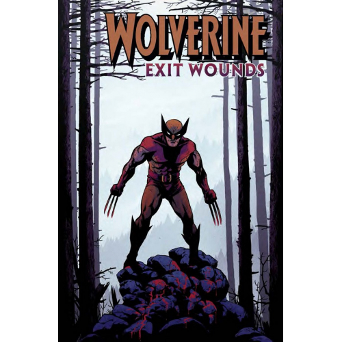 WOLVERINE EXIT WOUNDS 1 CLOONAN VAR (VO)