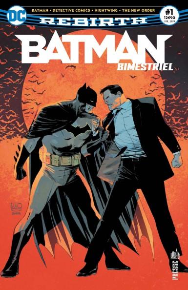 Batman bimestriel 1 (VF)