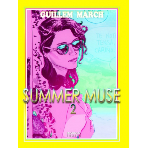 Summer Muse 2 - Guillem March Artbook