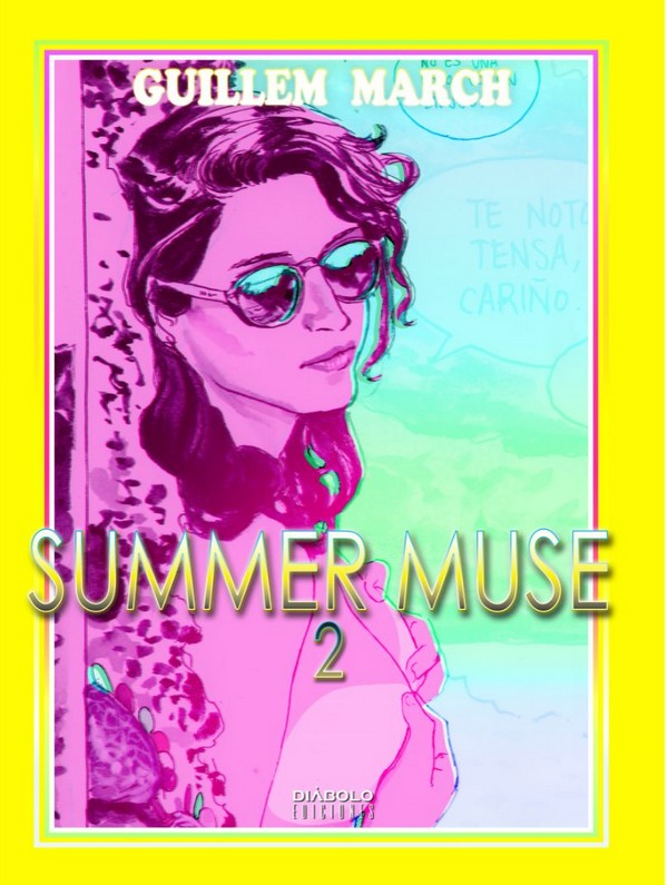 Summer Muse - Guillem March Artbook