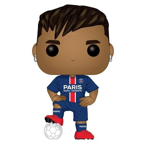 Funko Pop Football Vinyl Figure Neymar da Silva Santos Jr