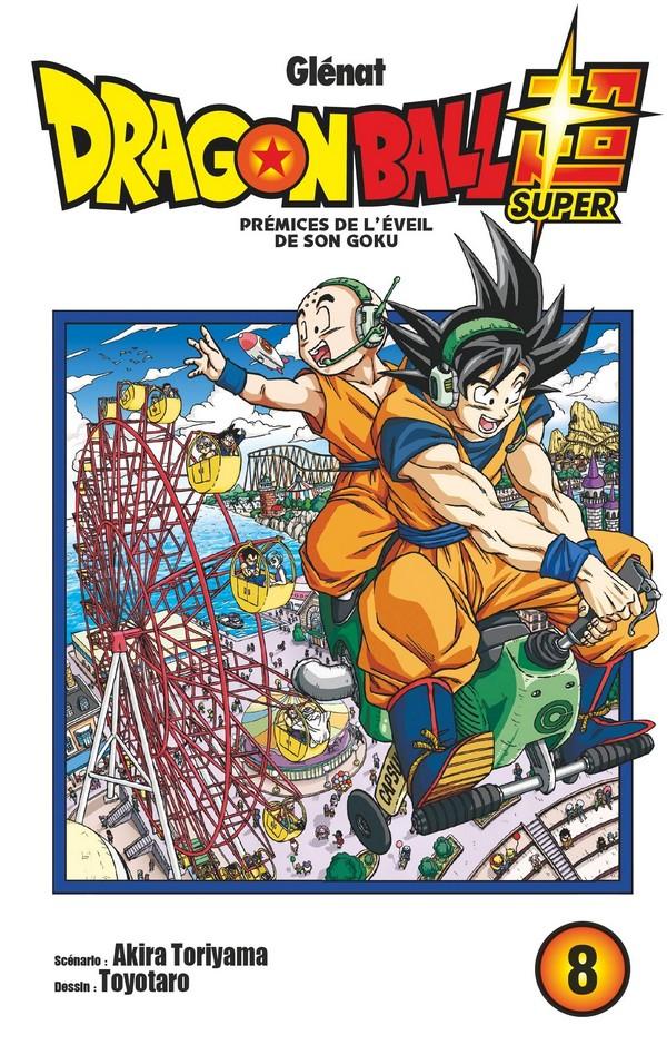 Dragon Ball Super Tome 8 (VF)