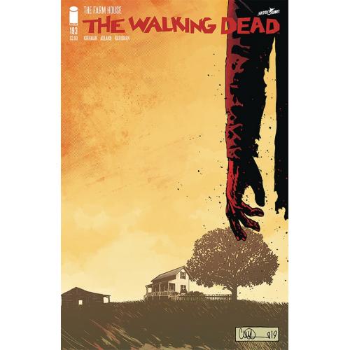 Walking Dead 193 (VO) 2nd Tirage