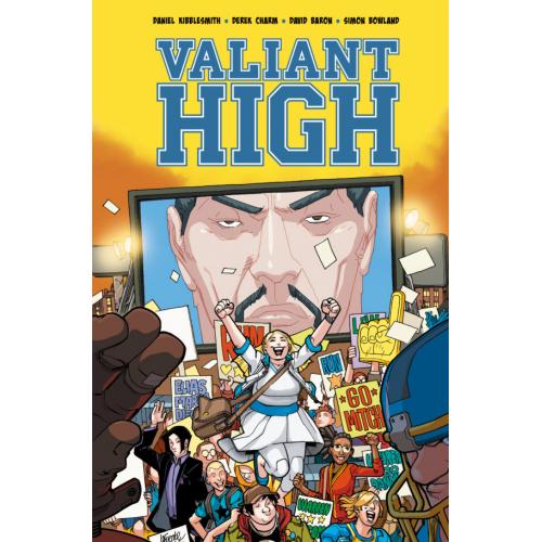 Valiant High (VF)