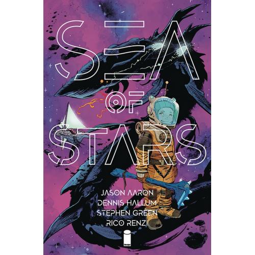 SEA OF STARS 1 CVR A GREEN (VO)