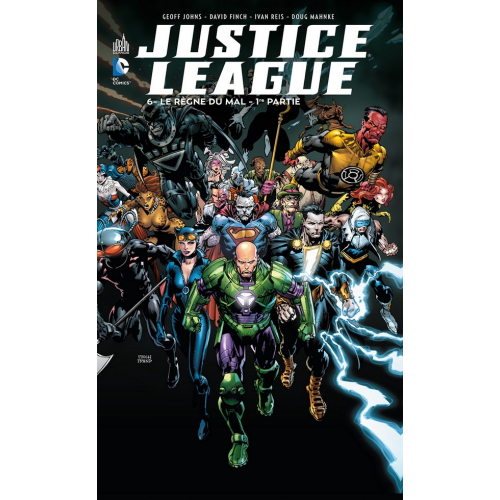 Justice League Tome 6 (VF)