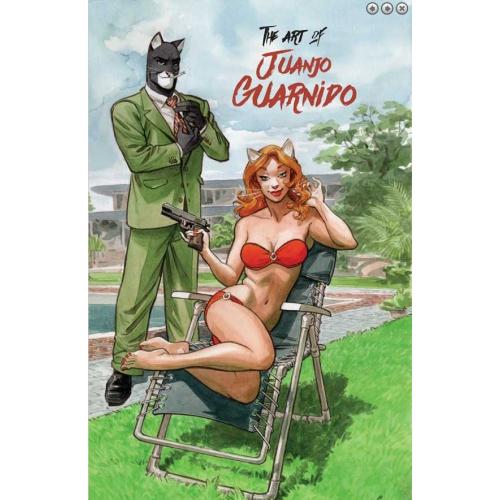 The Art of Juanjo Guarnido - Artbook - San Diego Comic Con 2019 - Signé