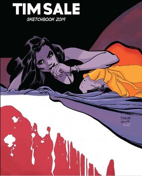 The Art of Juanjo Guardino - Artbook - San Diego Comic Con 2019 - Signé