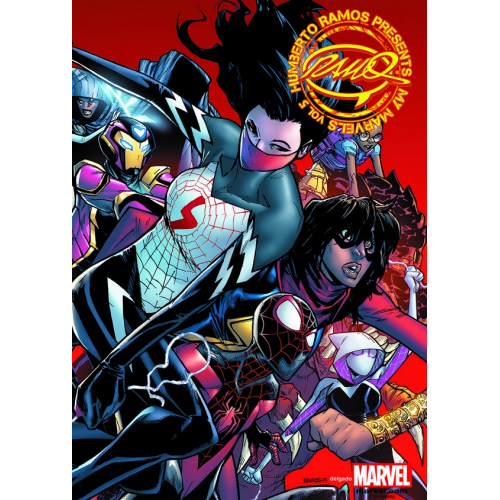 Humberto Ramos Presents My Marvels Vol. 4 (signé)