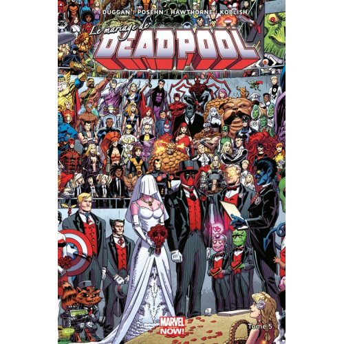Deadpool Marvel Now Tome 5 (VF) Occasion