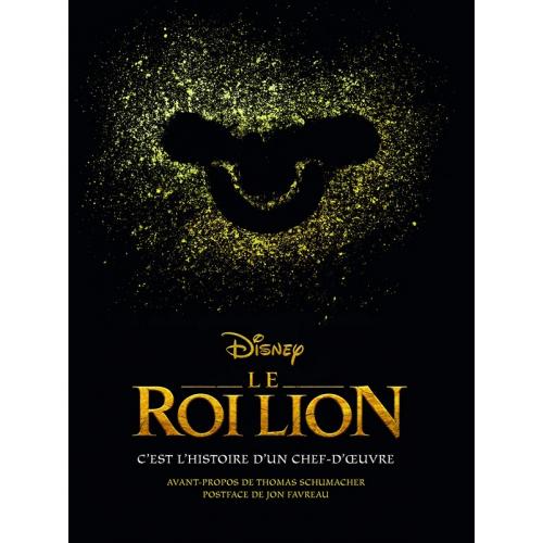 Le Roi Lion, du dessin animé au film (VF)