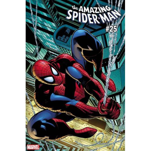 AMAZING SPIDER-MAN 25 SIMONSON VAR (VO)