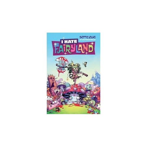I hate Fairyland Tome 1 (VF) occasion