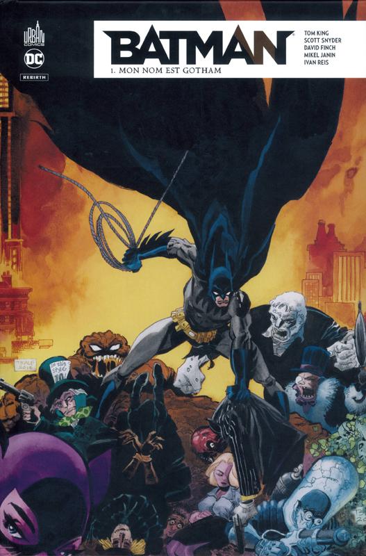 Batman Rebirth Tome 1 (VF)