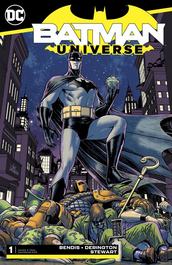 BATMAN UNIVERSE 1 (VO)
