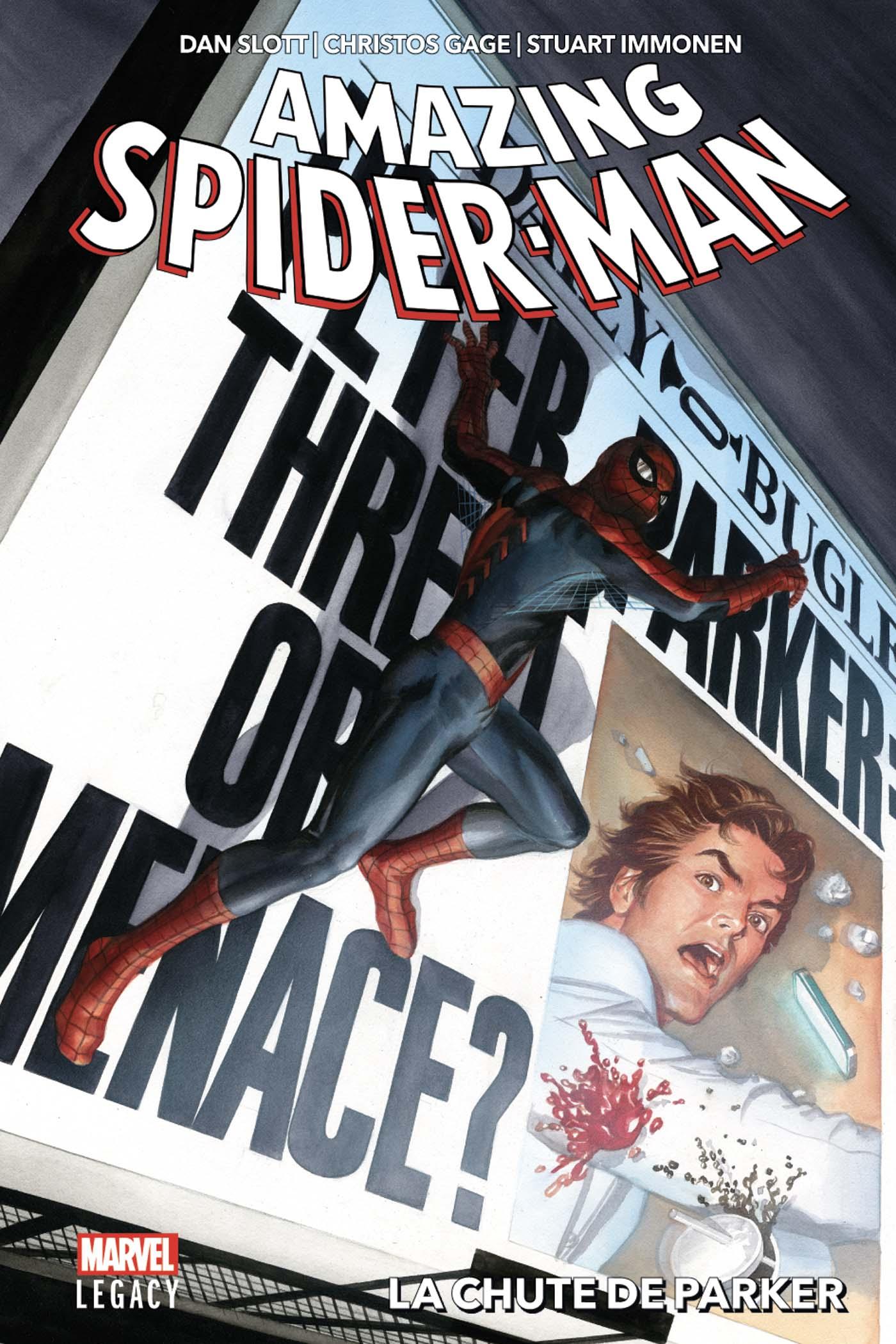 MARVEL LEGACY : AMAZING SPIDER-MAN T01 (VF)