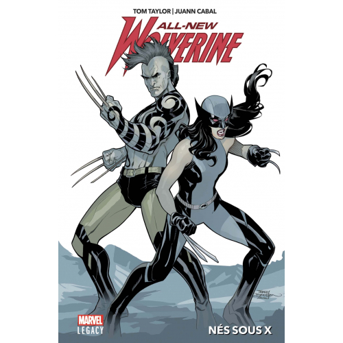 MARVEL LEGACY : ALL-NEW WOLVERINE T01 (VF)
