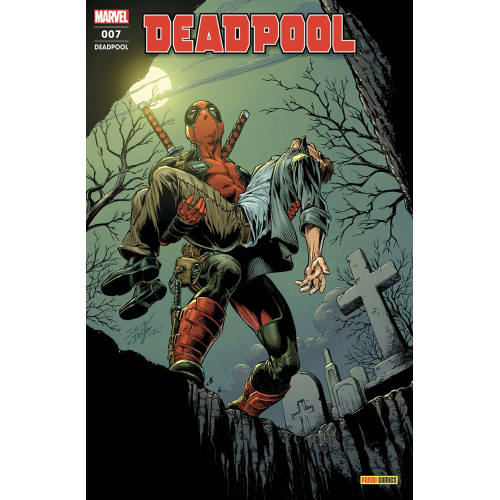 DEADPOOL 7 FRESH START (VF)