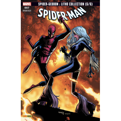 SPIDER-MAN 7 FRESH START (VF)