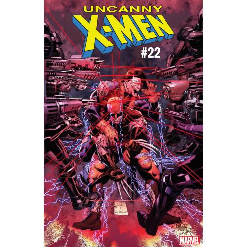 UNCANNY X-MEN 22 (VO)