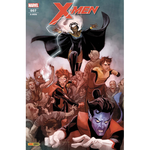 X-MEN 7 FRESH START (VF)