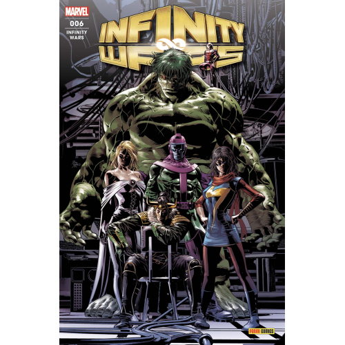 Infinity Wars 6 FRESH START (VF)