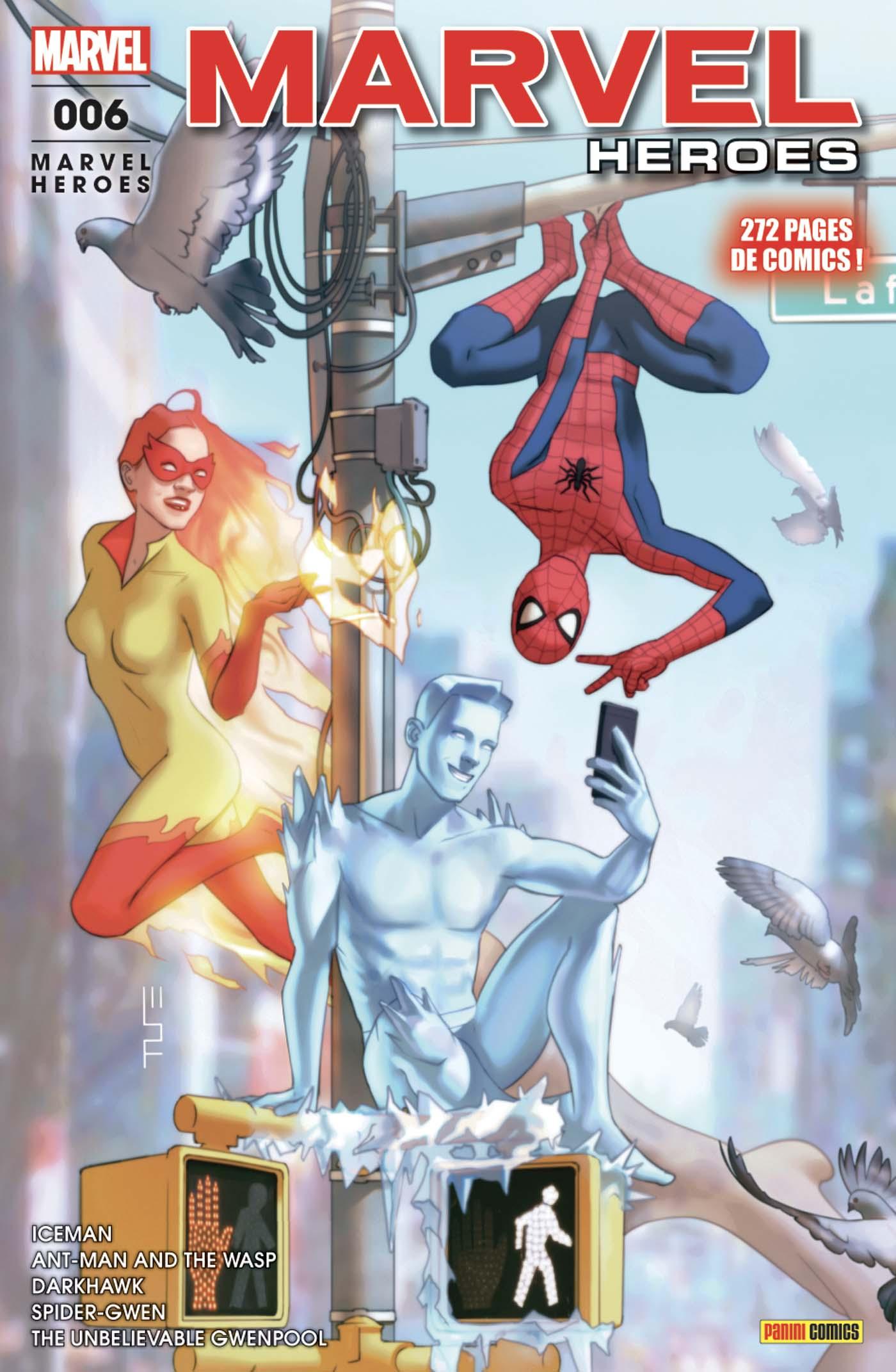 Marvel Heroes 6 (VF)