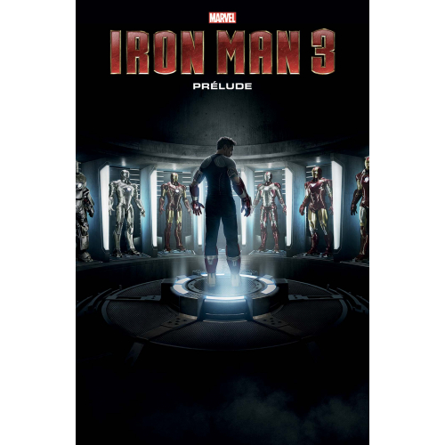 MARVEL CINEMATIC T03 : IRON MAN 3 (VF)