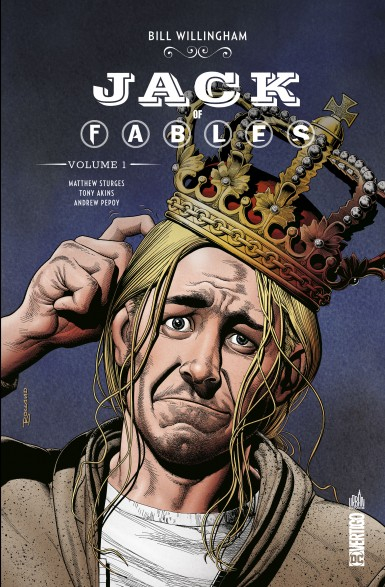 Jack of Fables Tome 1 (VF)